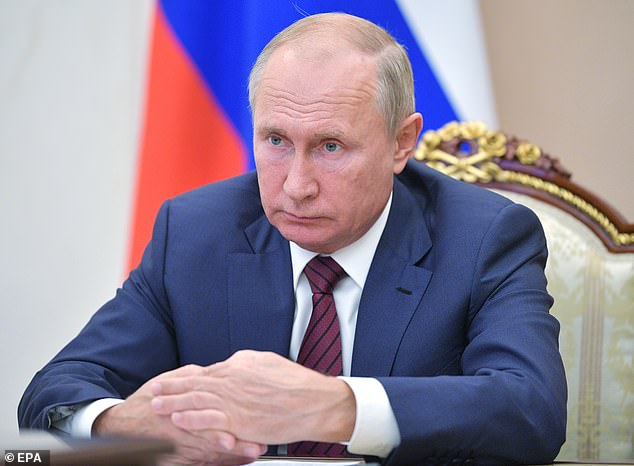 'Putin's NOT quitting': Kremlin insist the Russian president, 68, is in 'excellent health' and denies he will quit in January amid claims he has Parkinson's - as it's revealed he will get life-long immunity from prosecution