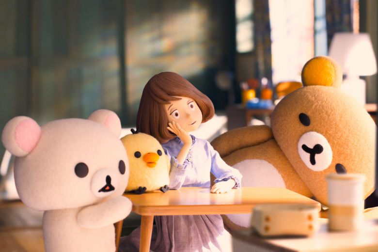 New anime titles from Netflix include one with popular character Rilakkuma