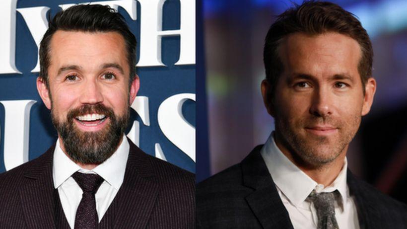 Ryan Reynolds and Rob McElhenney: Hollywood stars donate to Wrexham transfer fund
