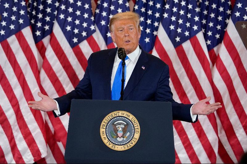 """特朗普加入""""一届总统俱乐部"""" ·放眼2024?"""