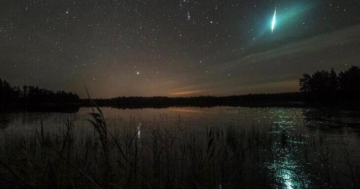The Leonid meteor shower is peaking now. How to watch the show