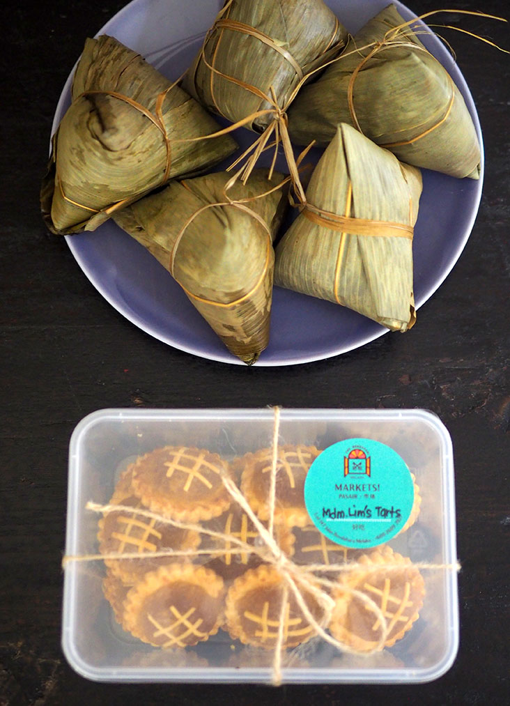 CMCO food delivery: Get pineapple tarts, Nyonya 'bak chang', 'onde onde' and more from Melaka via The Bendahari Markets