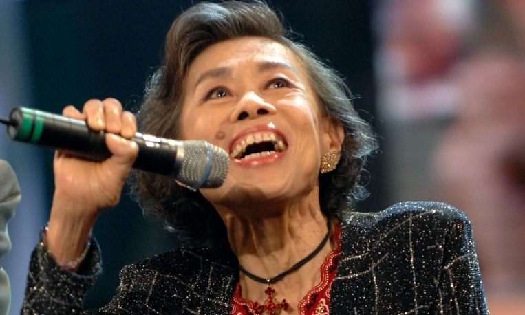 Veteran local actress and singer Chen Meiguang dies at 87