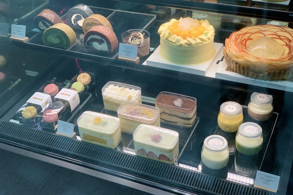 燕窝主题法式甜品店 LHK Doux Cadeau进驻九龙塘又一城!燕窝焙茶梳乎厘卷/燕窝D24榴槤果挞