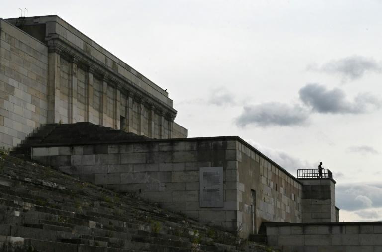 Nuremberg preserves Nazi past, stone by stone