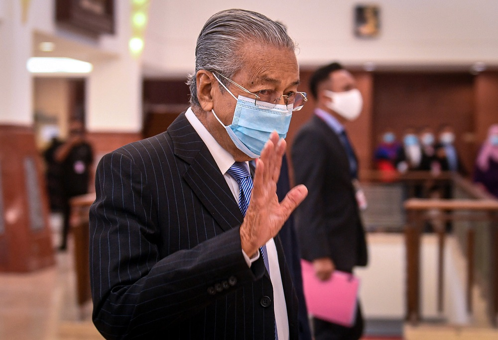 Why call for Emergency when Putrajaya has enough power to curb Covid-19? Dr Mahathir asks