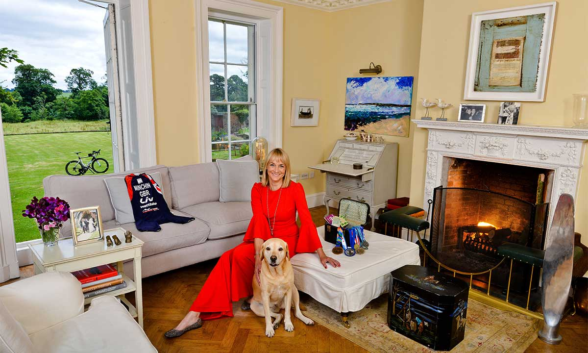 BBC Breakfast's Louise Minchin reveals impressive home feature - and Princess Beatrice has one