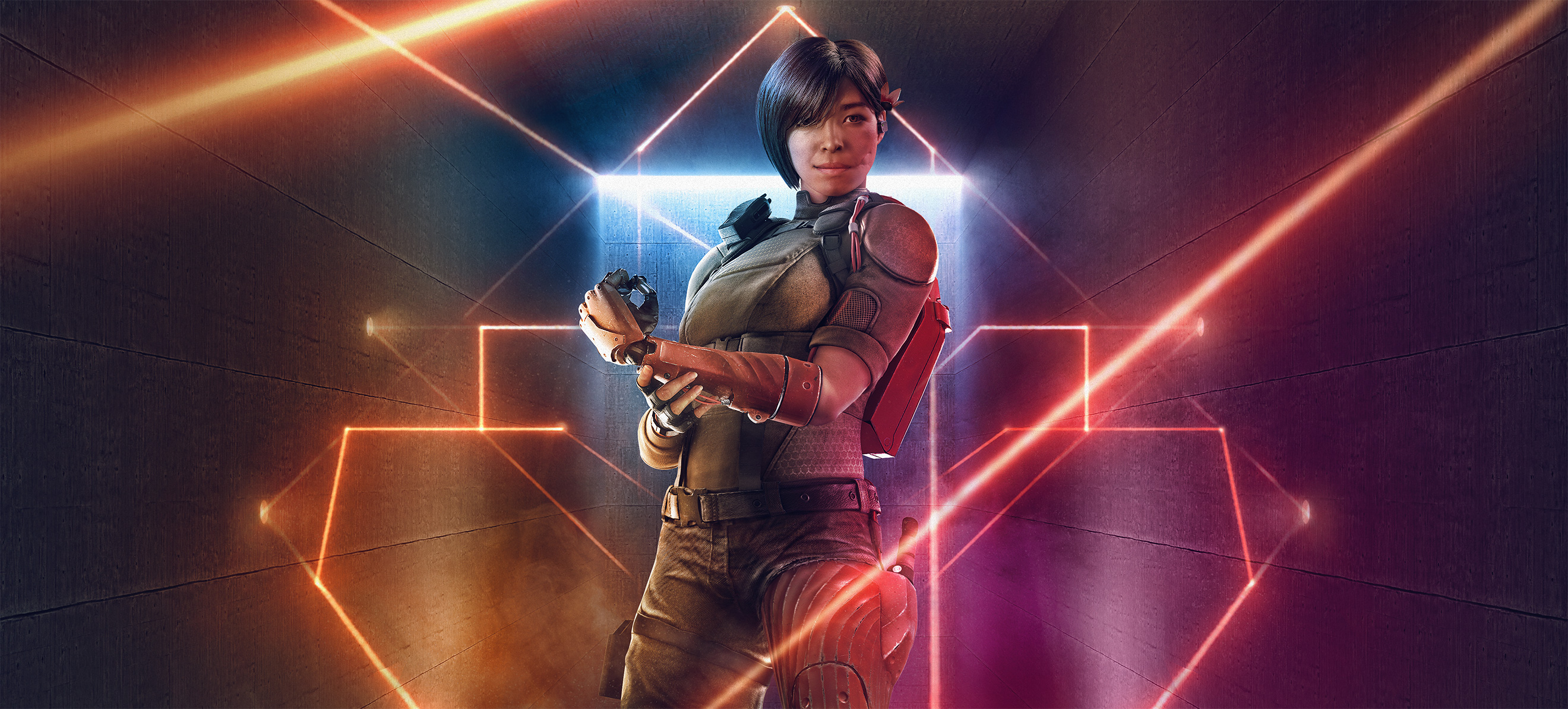 Rainbow Six Siege's next season is Operation Neon Dawn