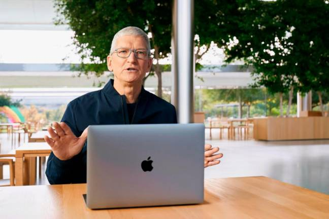 Macs now can mimic iPhones