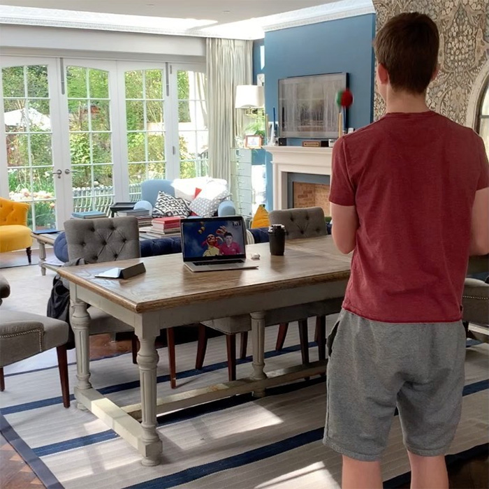 GMB's Ben Shephard's home is the ideal family lockdown retreat - see inside