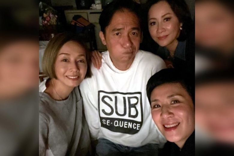'The Duke of Mount Deer' Tony Leung reunites with his screen wives, including real-life wife Carina Lau
