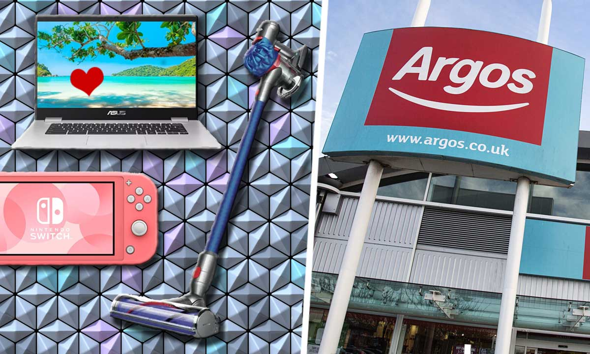 Best Argos Black Friday deals: discover the 2020 sales extravaganza