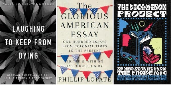 New & Noteworthy, From Fake News to American Essays