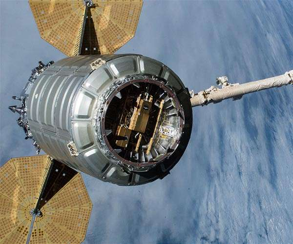 Northrop Grumman receives CRS-2 contract for ISS delivers