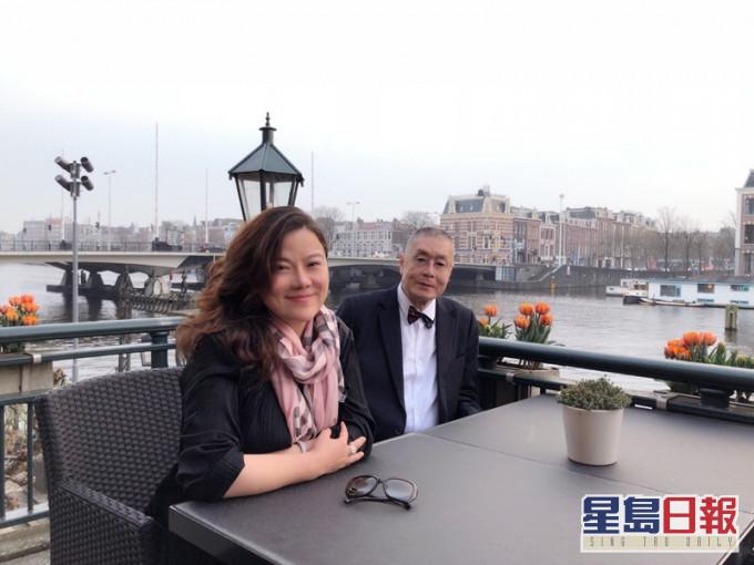 【Kelly Online】81岁刘诗昆做爸爸 视爱女如珍宝取名贝贝