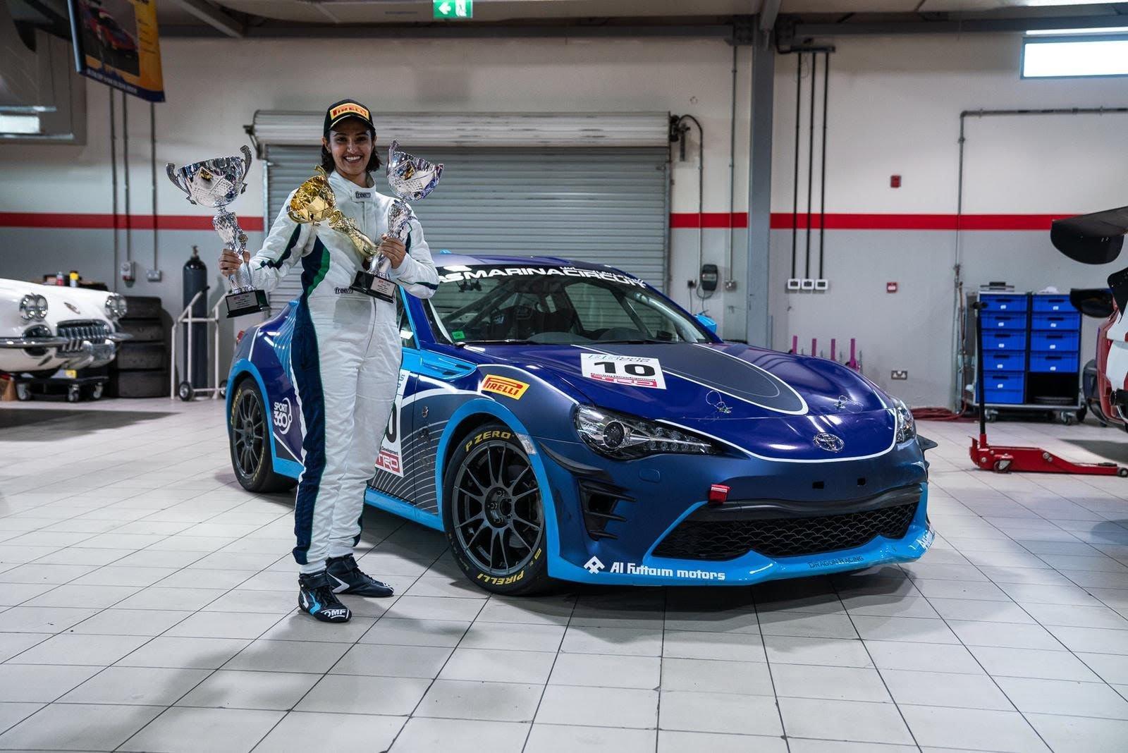 Saudi Arabia keen on hosting women racers along with F1 GP
