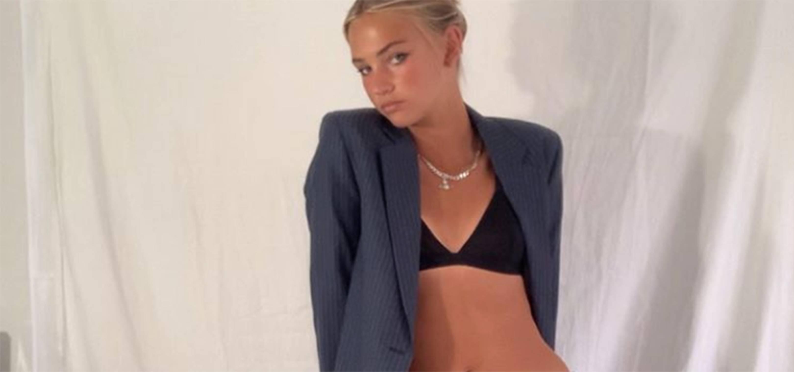 Is Romeo Beckham's girlfriend, Mia Regan, the next big thing in fashion?