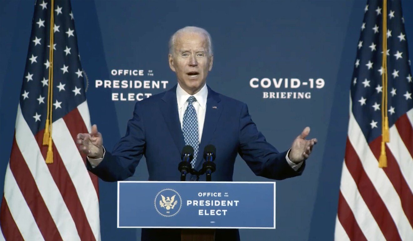 politico | Joe Biden's team reaches out to former defence secretary James Mattis's officials for help with transition