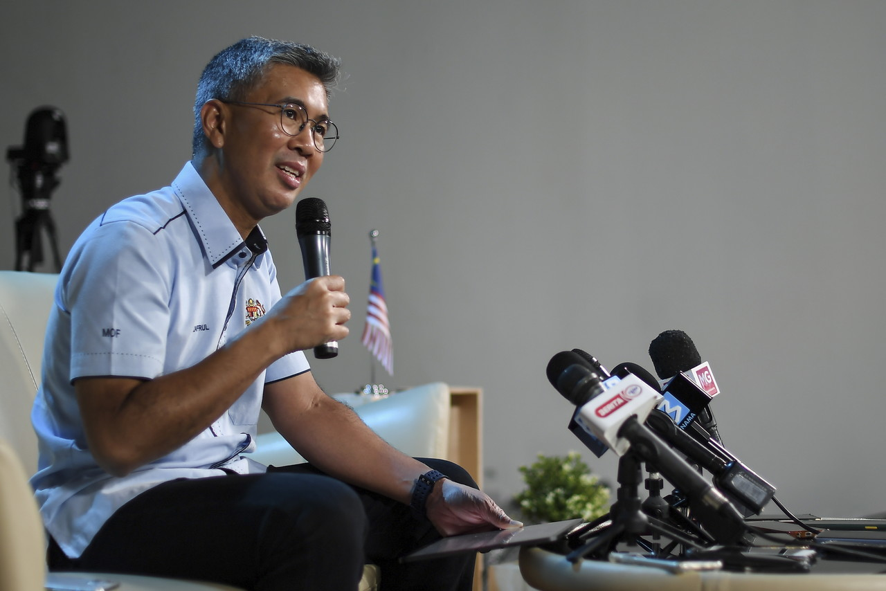 Finance minister: Govt will ensure Malaysia remains attractive for foreign and domestic investments