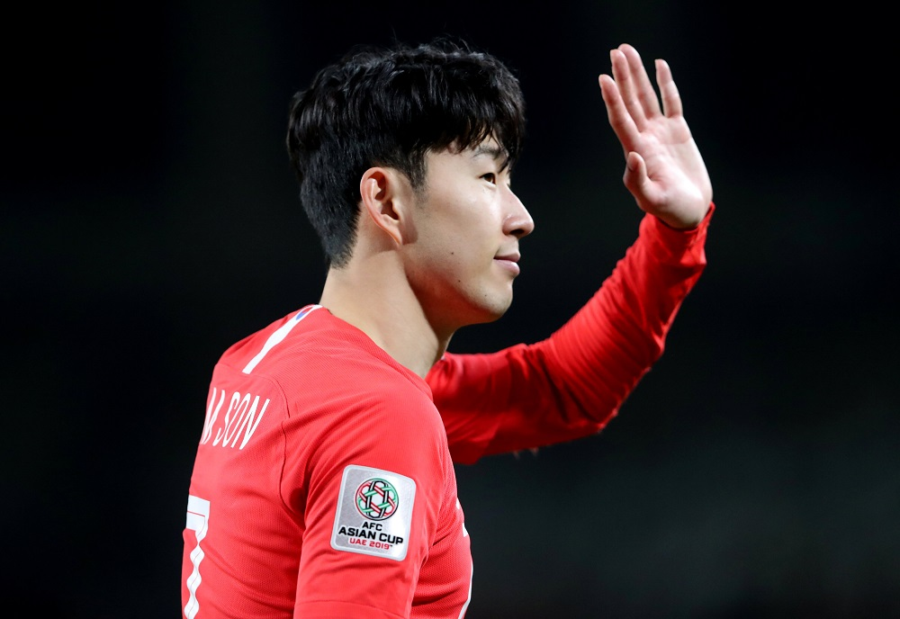 South Korea's Son promises to be 'more selfish' in World Cup qualifiers