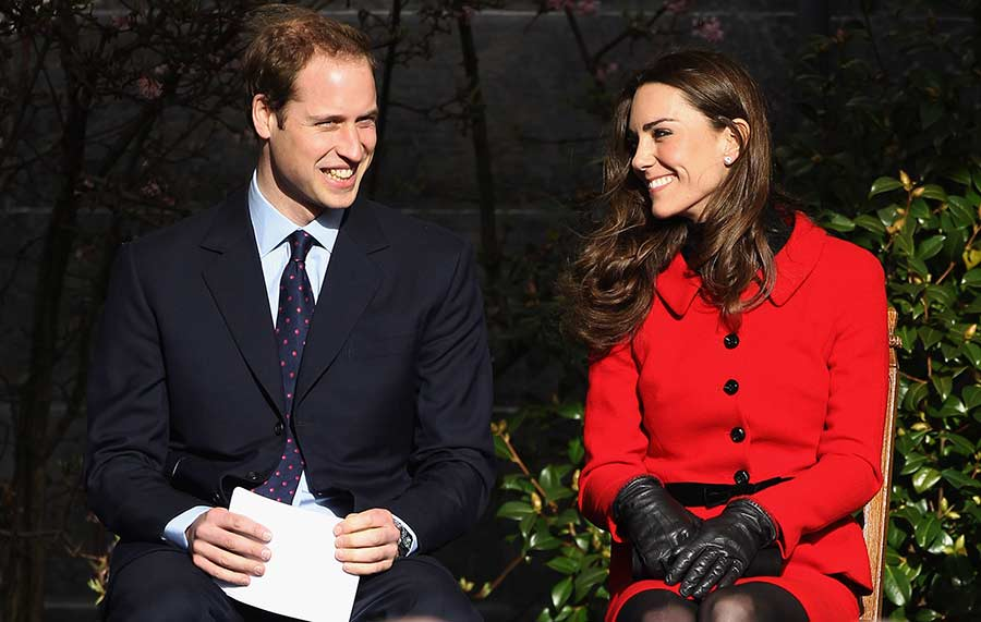 13 adorable quotes Prince William & Kate Middleton said about each other