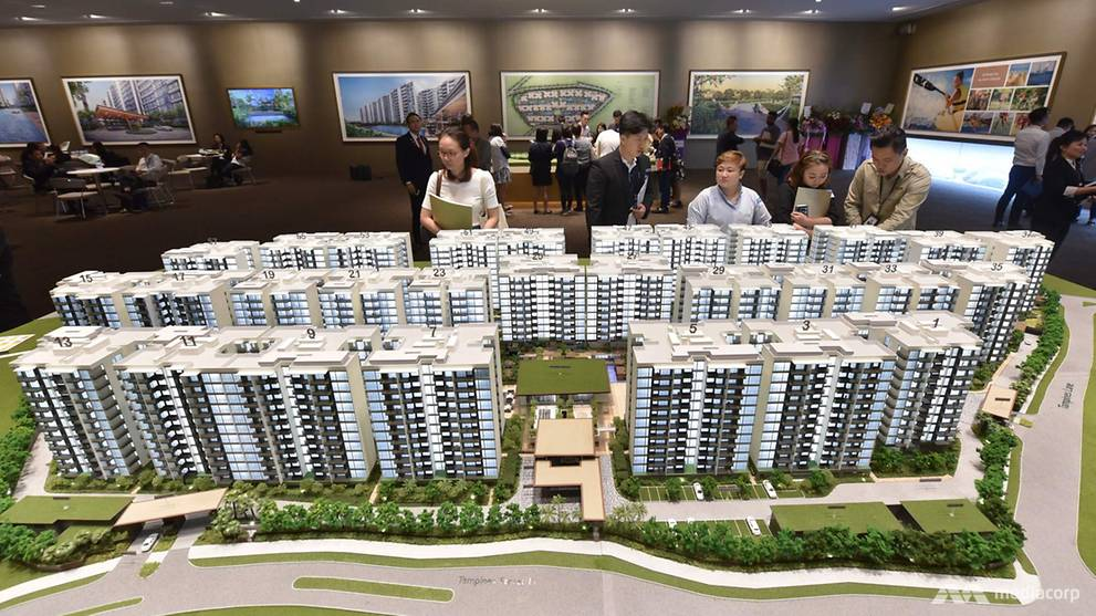 Singapore new private home sales plunge 51.7% in October after new regulations