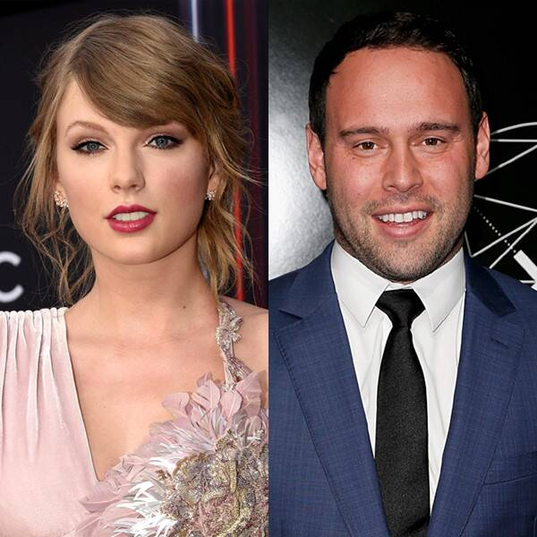 """Scooter Braun Says Taylor Swift's Team """"Refused"""" His Offer to Sell Back Master Recordings"""