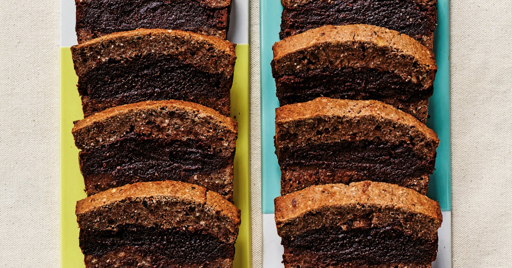 Vegan banana bread recipe: boost energy with this chocolate-stuffed loaf
