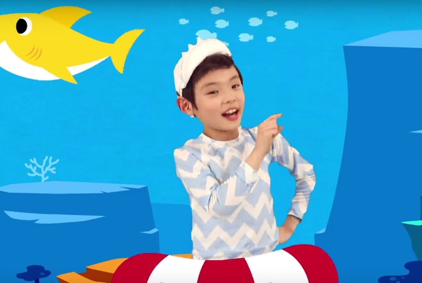Addictive 'Baby Shark' child song recognized with RIAA's diamond status