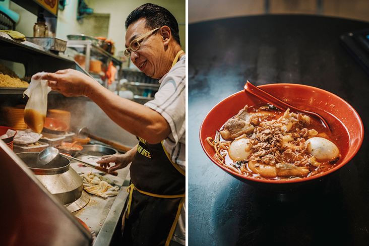 'Local Legends': A documentary that gives a voice to hawkers and tells of the hardships behind each dish