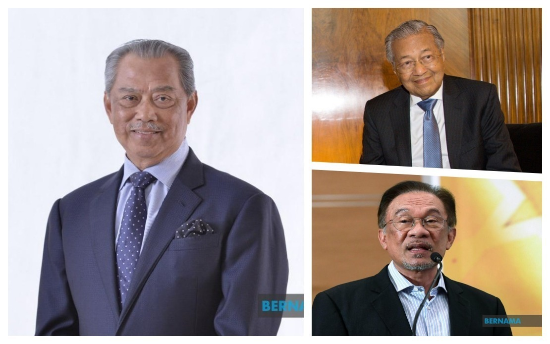 Poll: PM Muhyiddin the prime minister of choice