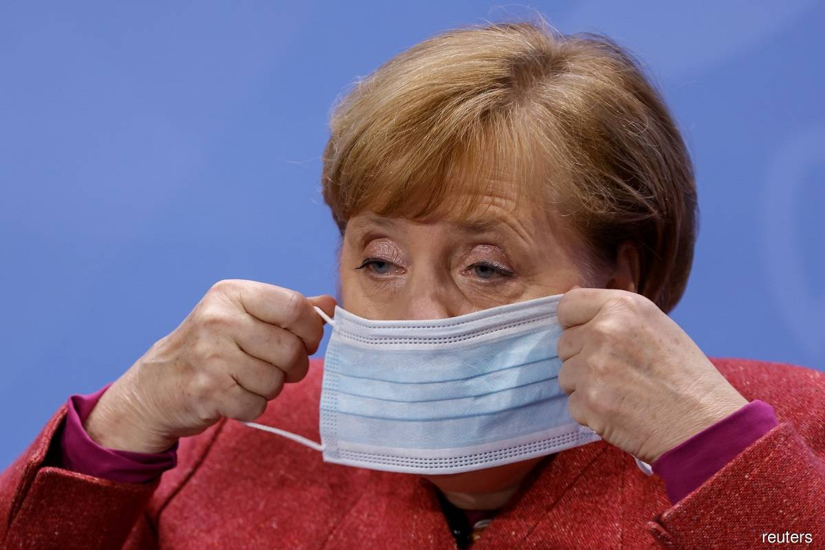 Germany gripped by 'third virus wave' as lockdown decision nears