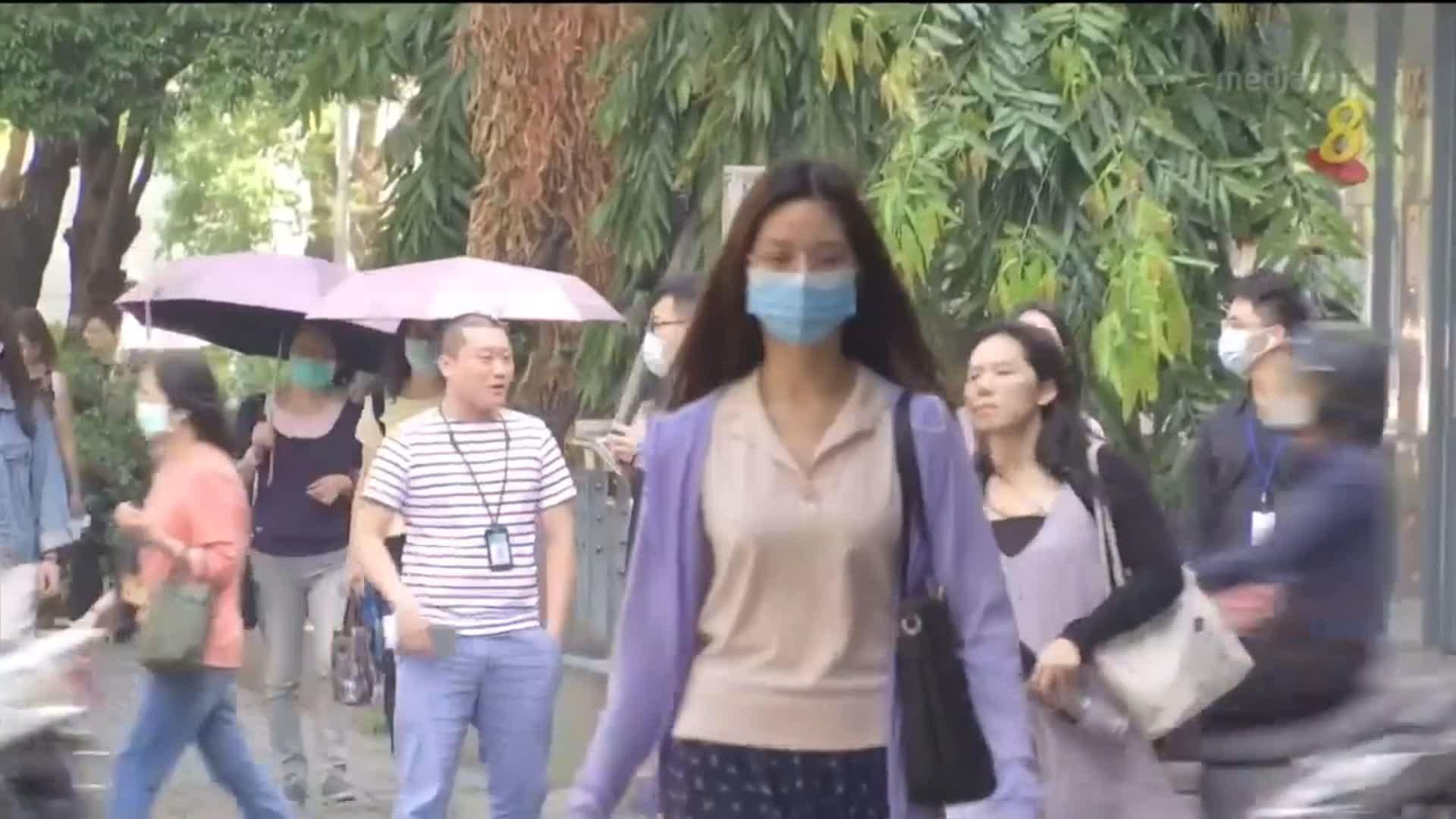 【冠状病毒19】病例增加 台湾澳洲加强防疫措施