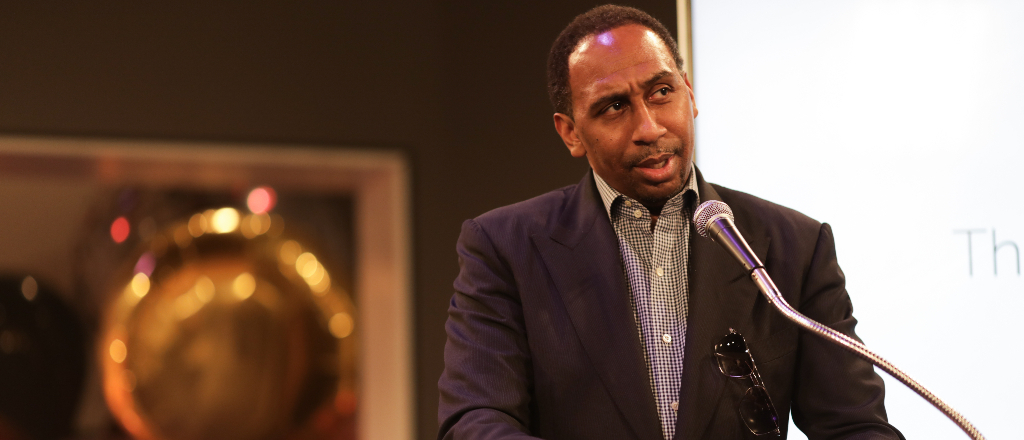 Report: Stephen A. Smith Wants ESPN To Form 'A Big 3' With Magic Johnson And Michael Wilbon