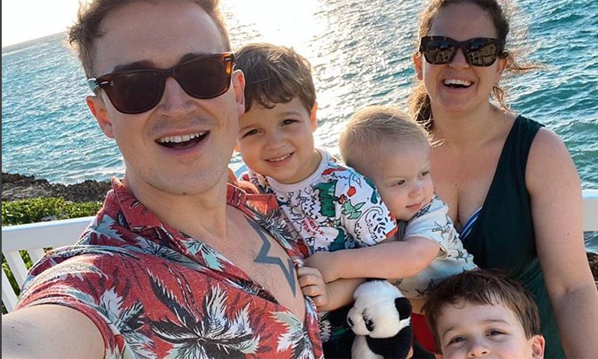 Giovanna Fletcher's kids' playroom has to be seen to be believed - photo