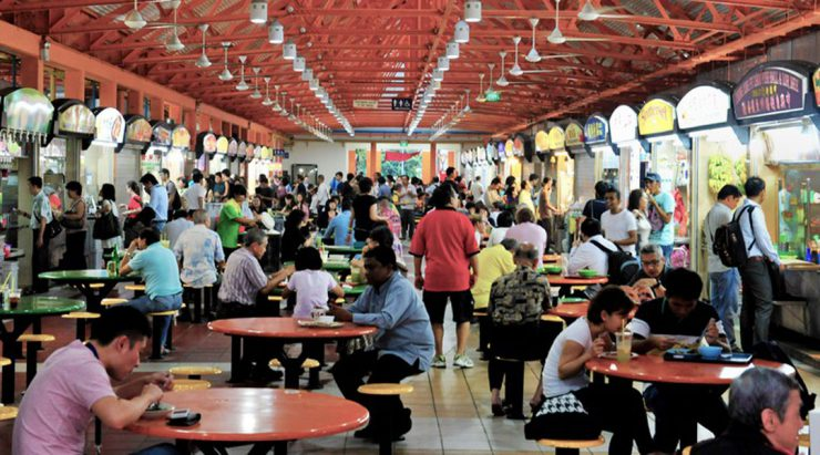 狮城小贩文化获UNESCO推荐 申遗结果12月揭晓
