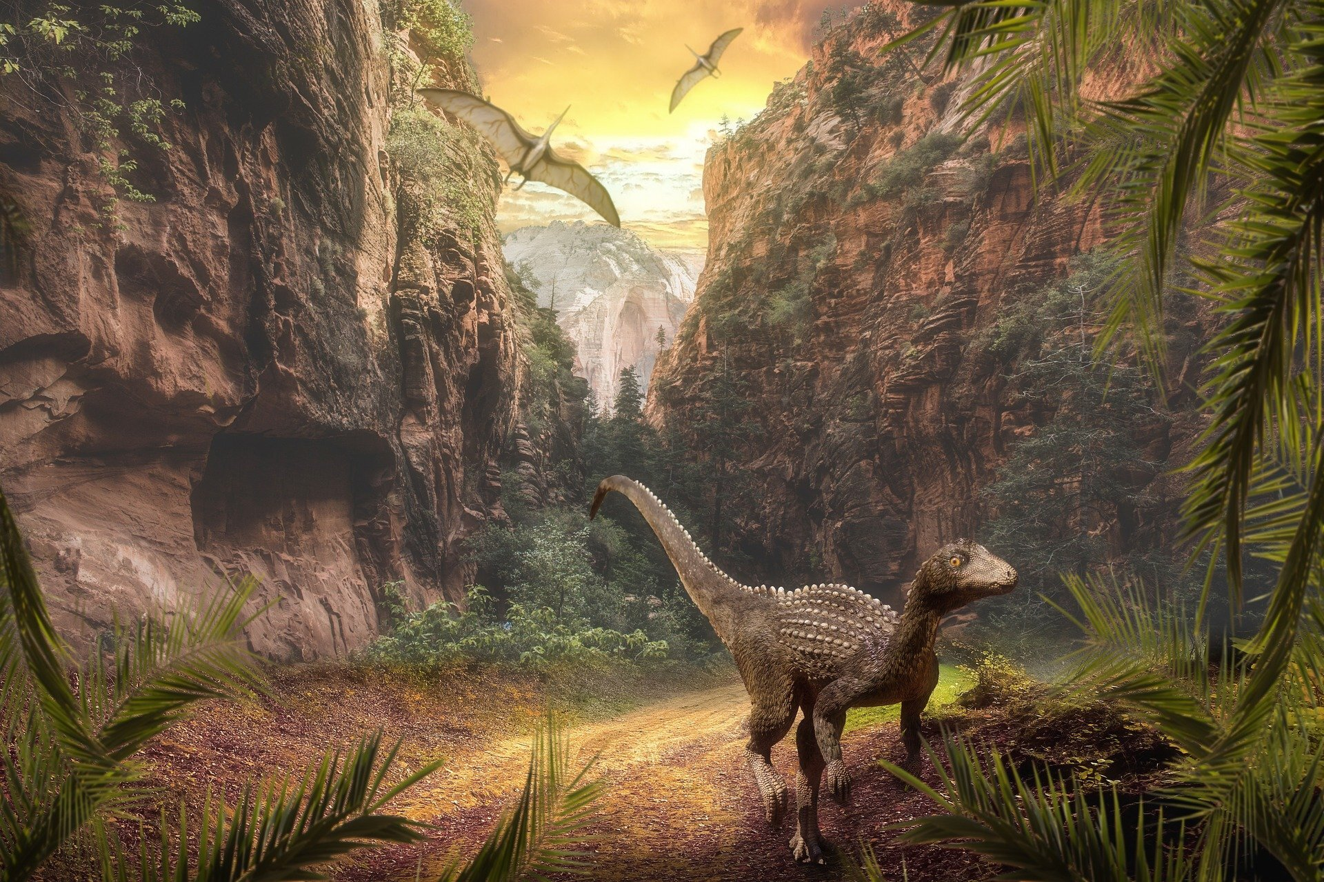 New analysis refutes claim that dinosaurs were in decline before asteroid hit