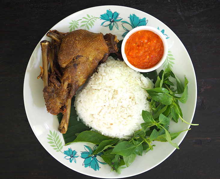 CMCO food delivery: Enjoy 'bebek goreng' from Cheras' Itik Istana