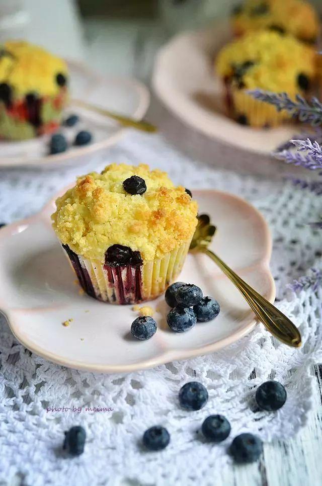 玛芬蛋糕,制作耗时最短|超级细腻松软
