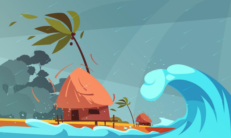 Flash flood decimates rows of villas in North Sumatra hamlet