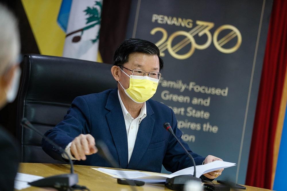 Closing factories with Covid-19 cases for sanitisation a must, says Chow