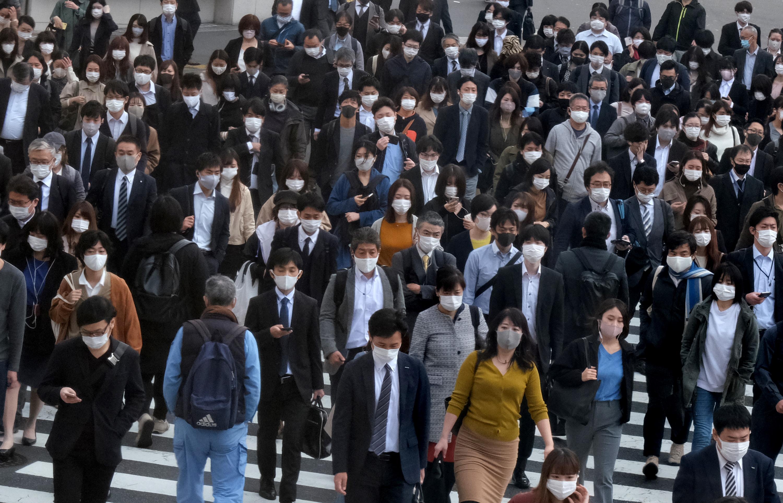 【冠状病毒19】日本东京都单日新增病例时隔3个月 再次破1000起