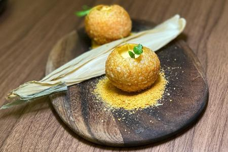 Chef Asokan's new menu at Botanico is a mood-lifter