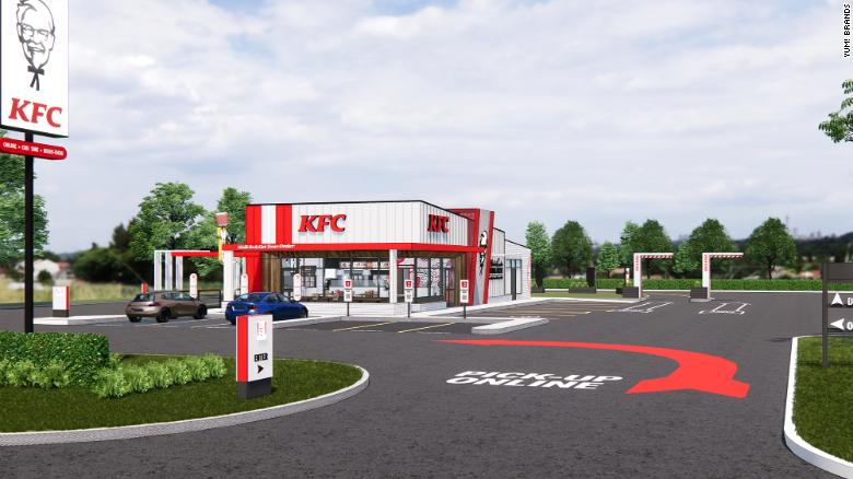This is what the KFC of the future will look like