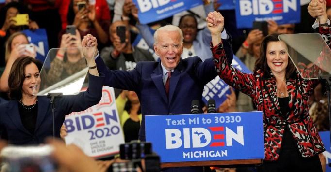 密会州议会领袖 特朗普图推翻密州选举结果