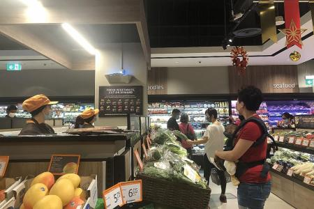 Embark on quest for convenience at FairPrice Finest Le Quest