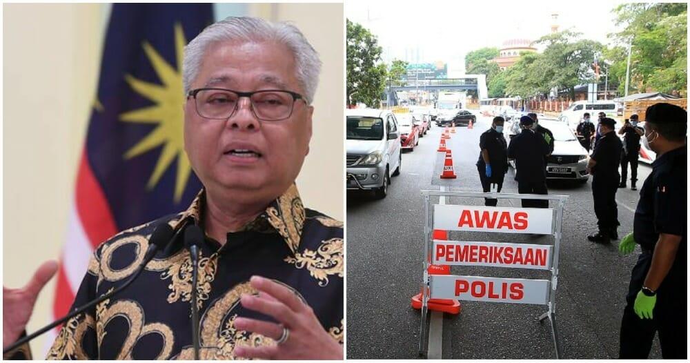 Defence Minister: CMCO In Kedah, Melaka, Johor & Terengganu Ends Starting Tomorrow (21 November)