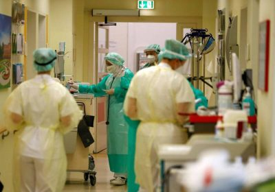 欧洲疫情告急 德国医疗体系即将崩溃