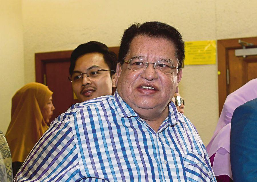 Ku Nan's RM1 million corruption trial resumes Dec 7