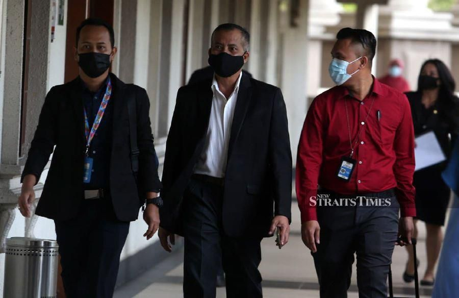 Two senior army officers charged with CBT involving RM1 million
